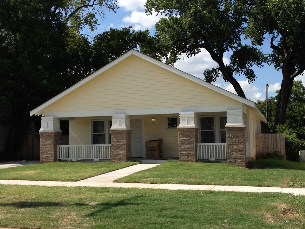 New Bungalow Home at 117 NW 24th St